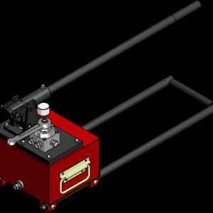 Ручной гидравлический насос НРГ-8080