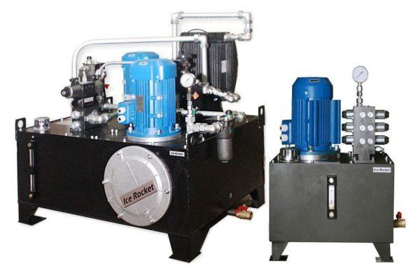 Гидростанции до 25МПА(подобрать характеристики)