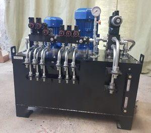 Гидростанции до 35МПА(подобрать характеристики)