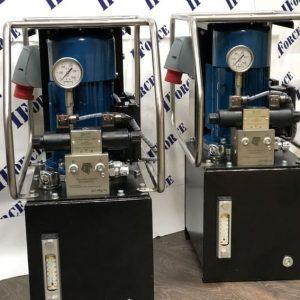 Гидростанции до 35МПа