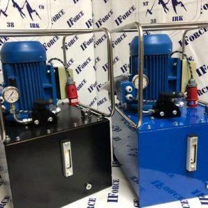 Гидростанции до 25МПа